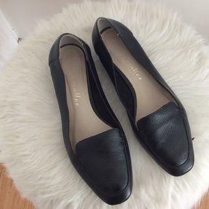 Women's Bettye Muller Leather Loafers